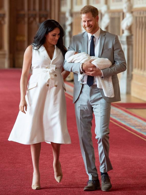 Salt: главное здесь, остальное по вкусу - Ведущего BBC уволили за расистский пост о сыне Меган Маркл и принца Гарри