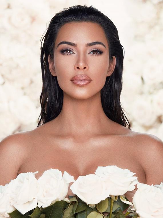 Salt: главное здесь, остальное по вкусу - Ким Кардашьян показала свадебную бьюти-коллекцию