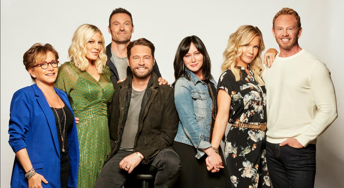 Salt: главное здесь, остальное по вкусу - «Они вернулись»: Шеннен Доэрти, Тори Спеллинг и другие в трейлере «Беверли-Хиллз 90210»