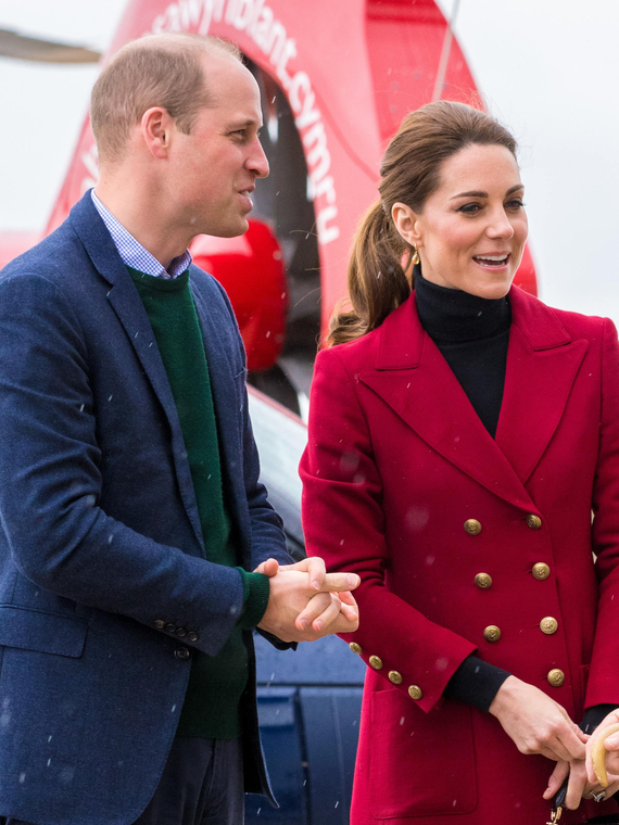 Salt: главное здесь, остальное по вкусу - Принц Уильям и Кейт Миддлтон впервые увидели сына Меган Маркл и принца Гарри
