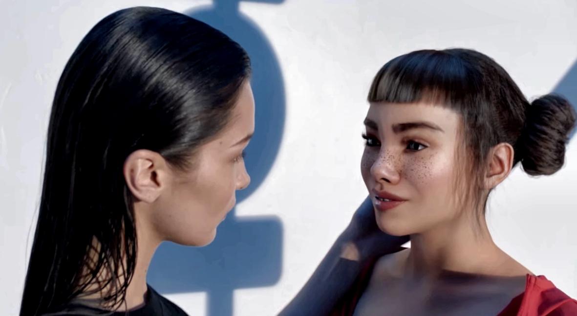 Salt: главное здесь, остальное по вкусу - Calvin Klein извинился перед ЛГБТ за поцелуй Беллы Хадид с Микелой Соуз в рекламном ролике