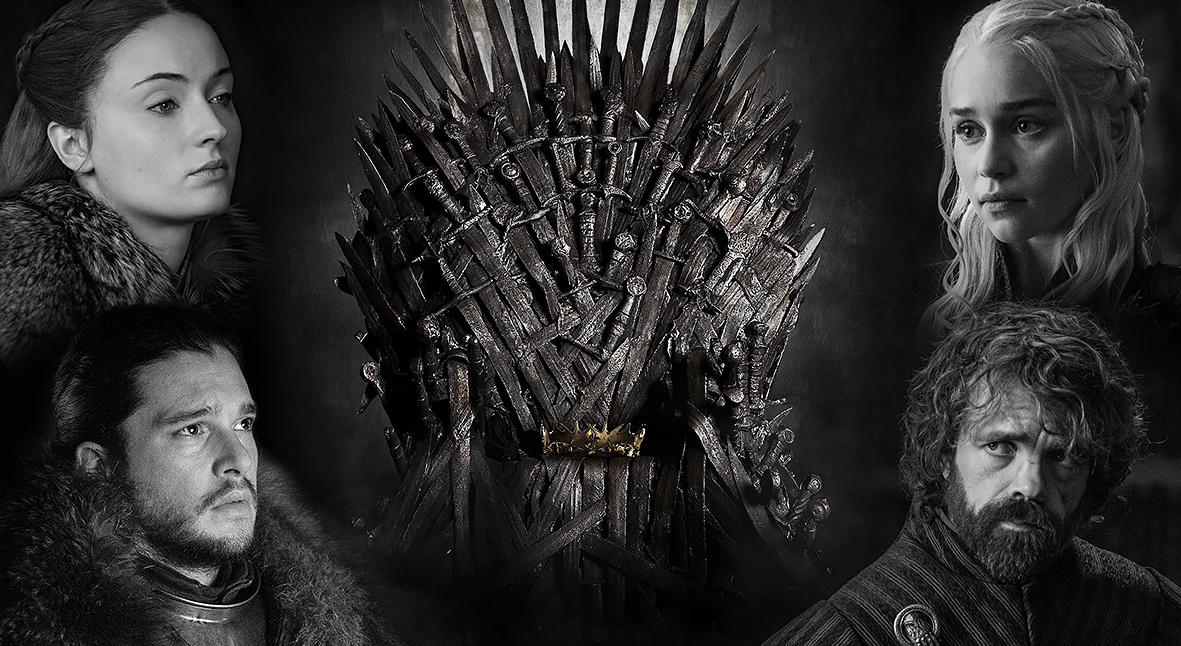 Salt: главное здесь, остальное по вкусу - Это всё: Егор Москвитин о том, кто может занять трон в «Игре престолов»