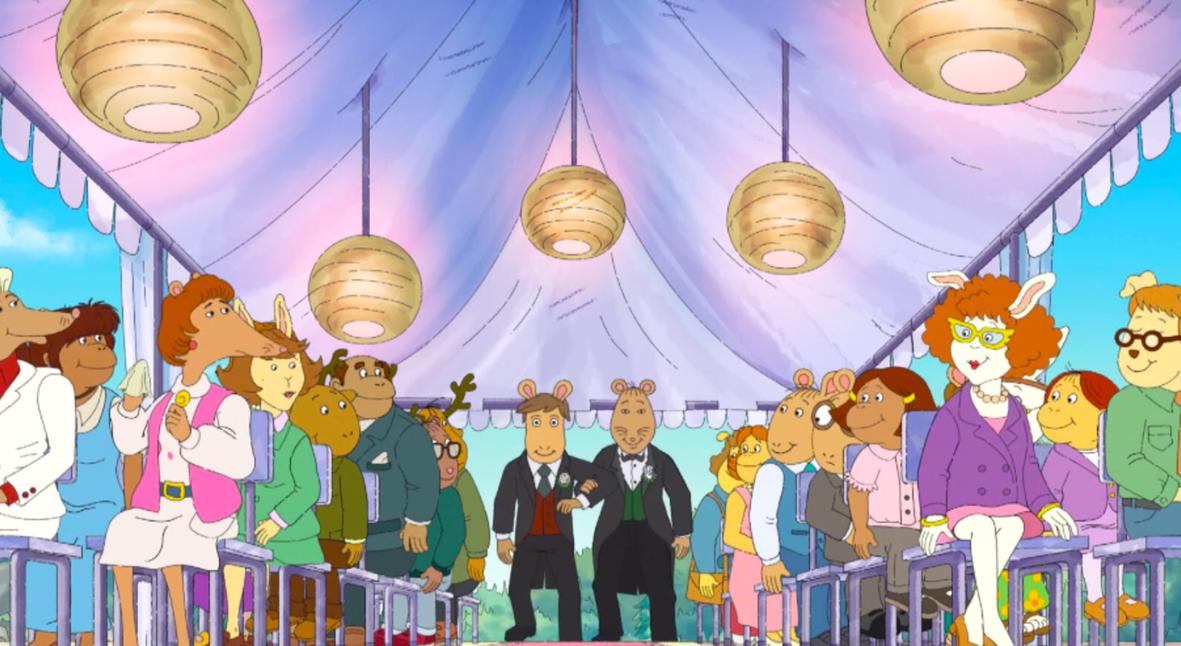 Salt: главное здесь, остальное по вкусу - В Алабаме отказались показывать мультфильм с однополой свадьбой героев