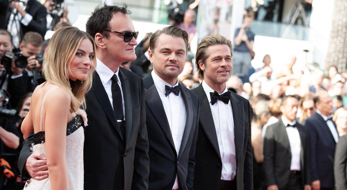 Salt: главное здесь, остальное по вкусу - Брэд Питт, Леонардо Ди Каприо и Марго Робби в новом трейлере «Однажды в Голливуде»