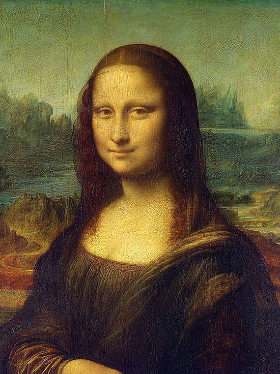 Salt: главное здесь, остальное по вкусу - «Ожившая» Мона Лиза: ученые научились создавать видео по фотографии