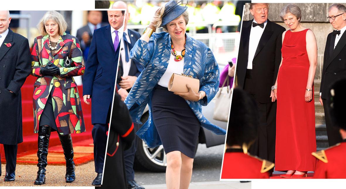 Salt: главное здесь, остальное по вкусу - Быть Терезой Мэй: стиль и самые яркие цитаты бывшего премьер-министра Британии