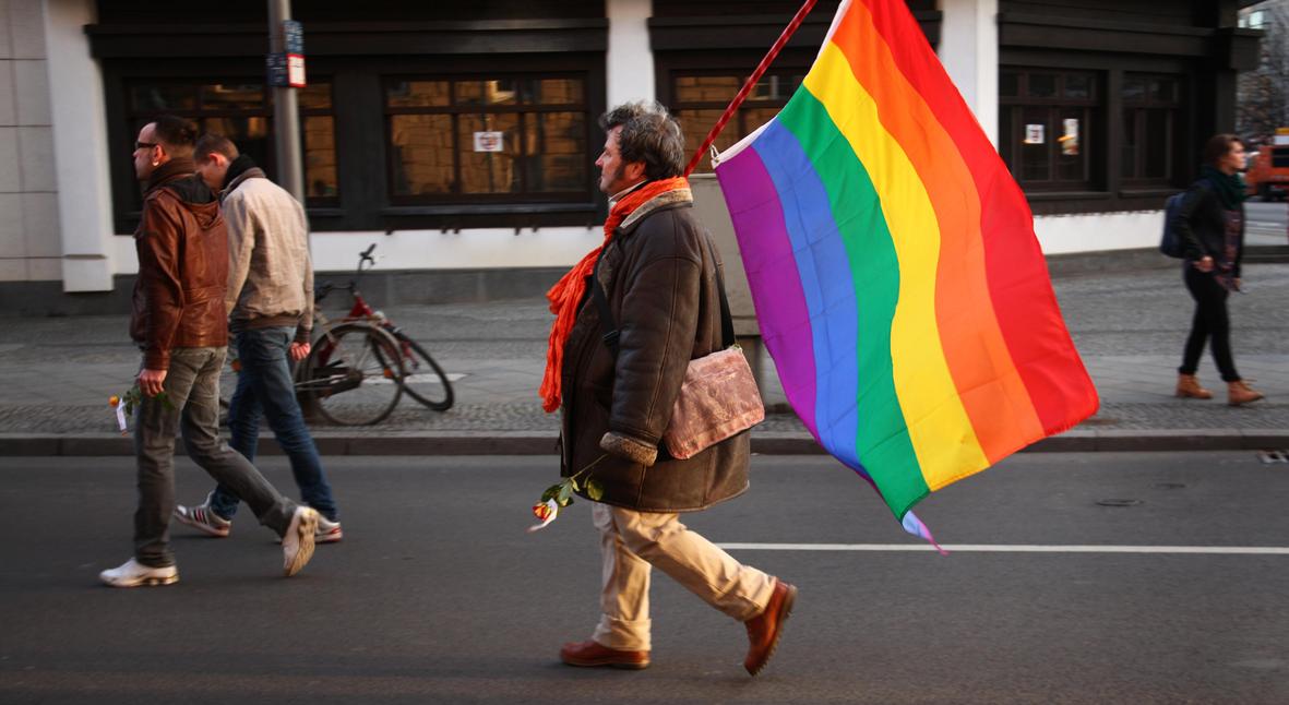 Salt: главное здесь, остальное по вкусу - Бразильский суд признал гомофобию преступлением