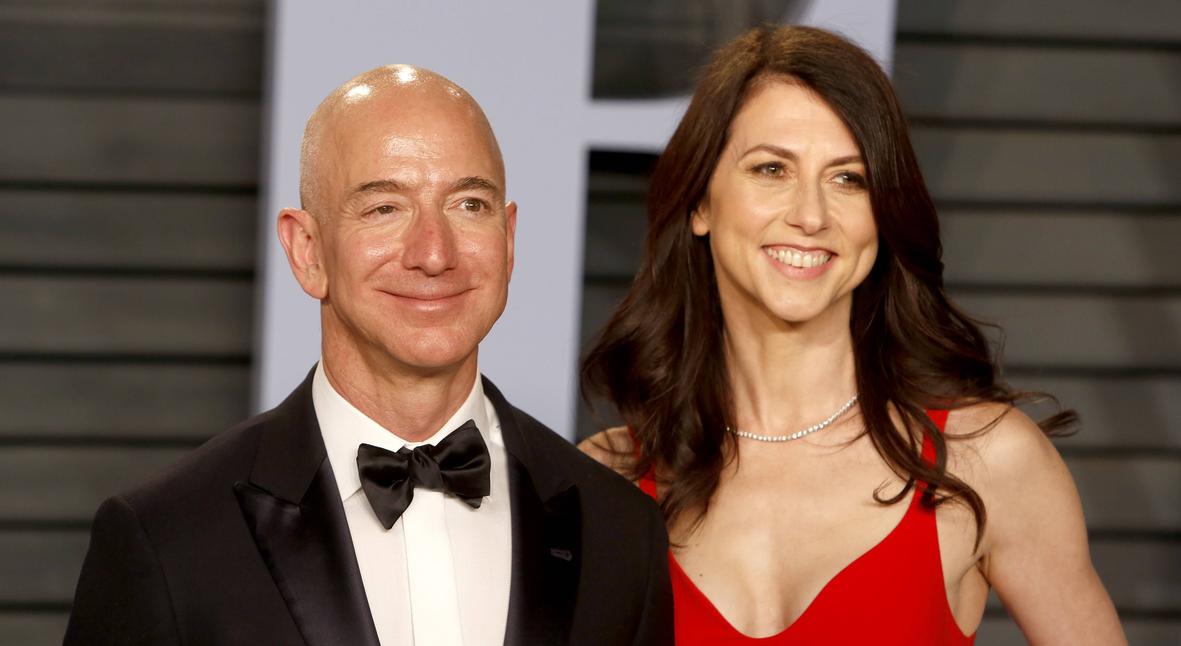 Salt: главное здесь, остальное по вкусу - Экс-жена основателя Amazon отдаст половину состояния на благотворительность