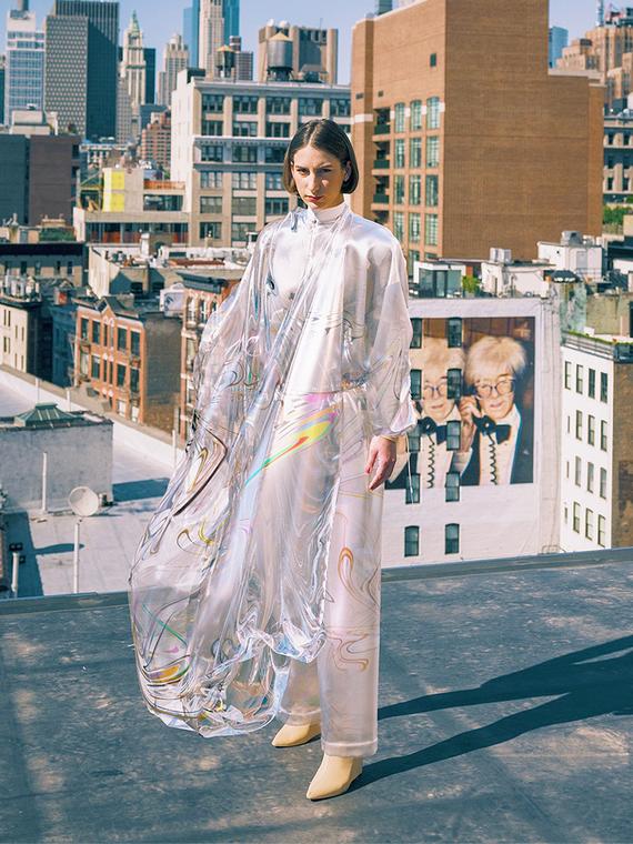 Salt: главное здесь, остальное по вкусу - Первое в мире цифровое платье продали за $9500