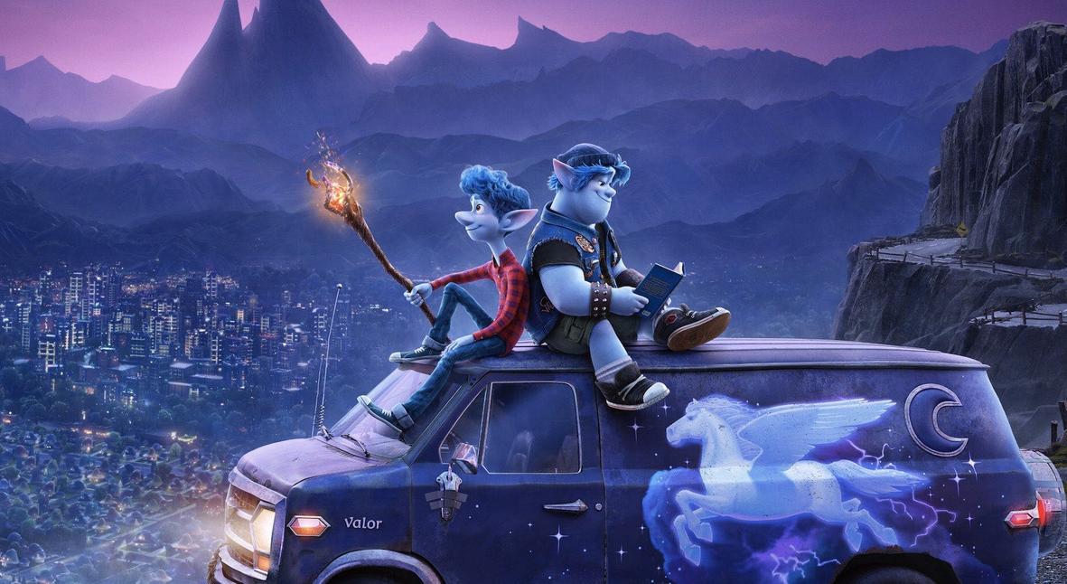 Salt: главное здесь, остальное по вкусу - Магии больше нет, единороги копаются в помойках, а драконы превратились в домашних животных: трейлер нового мультфильма Pixar «Вперед»