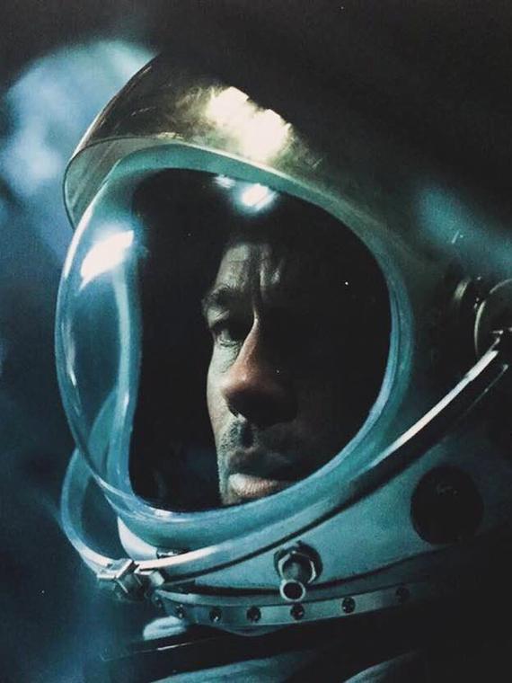 Salt: главное здесь, остальное по вкусу - Брэд Питт в космосе: первый трейлер фильма «К звездам»