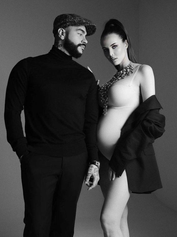 Salt: главное здесь, остальное по вкусу - Теперь официально: Тимати и Анастасия Решетова станут родителями