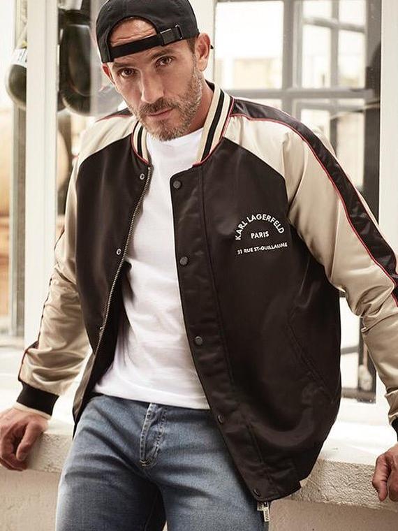 Salt: главное здесь, остальное по вкусу - Телохранитель Лагерфельда стал амбассадором бренда Karl Lagerfeld