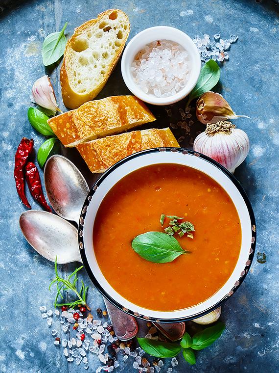 Salt: главное здесь, остальное по вкусу - Не на квасе и не на кефире: 5 холодных супов (и никакой окрошки!)