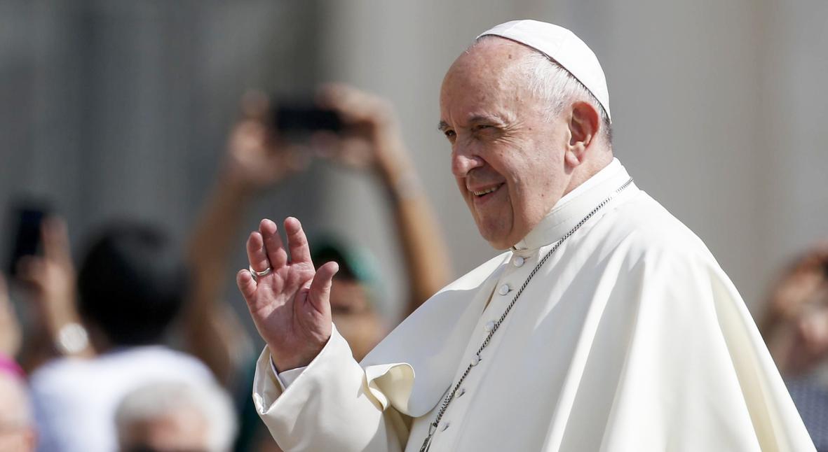 Salt: главное здесь, остальное по вкусу - Папа римский утвердил изменение молитвы «Отче наш»
