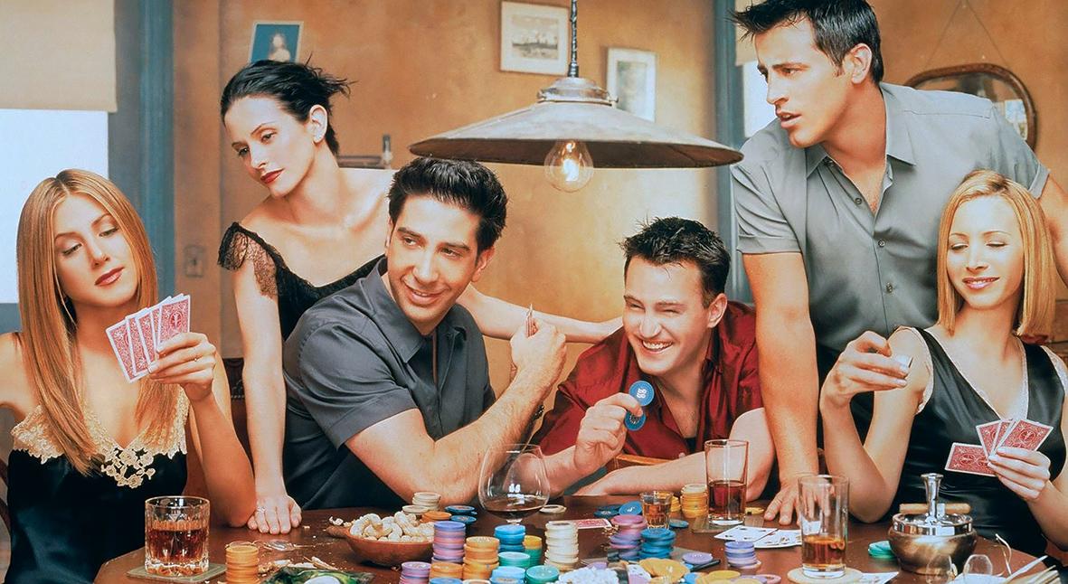 Salt: главное здесь, остальное по вкусу - Поддержка, равноправие итвердое «нет» кожаным штанам: важные вещи, которым нас научил сериал «Друзья»