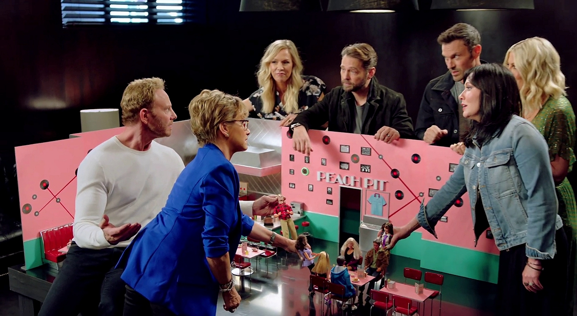Salt: главное здесь, остальное по вкусу - Вышел новый тизер продолжения «Беверли-Хиллз 90210»