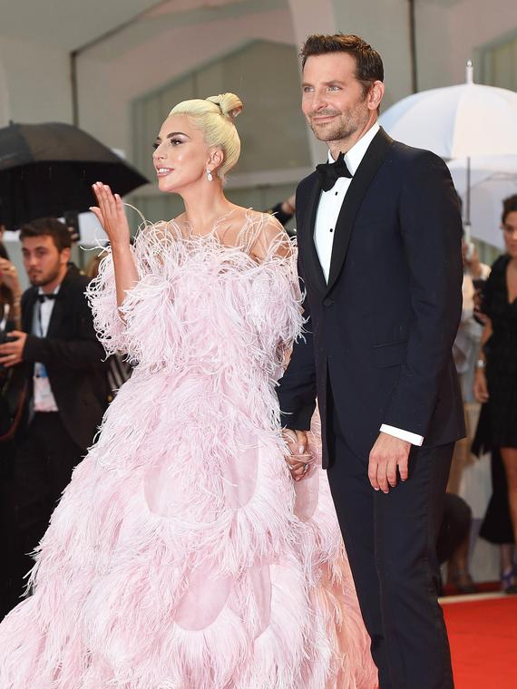 Salt: главное здесь, остальное по вкусу - Леди Гага ответила на обвинения в разрыве Брэдли Купера и Ирины Шейк