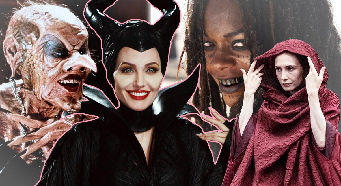Salt: главное здесь, остальное по вкусу - Магия в кино: как выглядели ведьмы и волшебницы на экране
