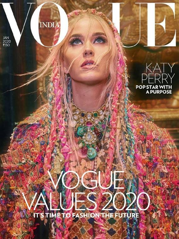 Salt: главное здесь, остальное по вкусу - «Он мой якорь»: Кэти Перри рассказала Vogue India, как Орландо Блум помогает ей справляться с депрессией