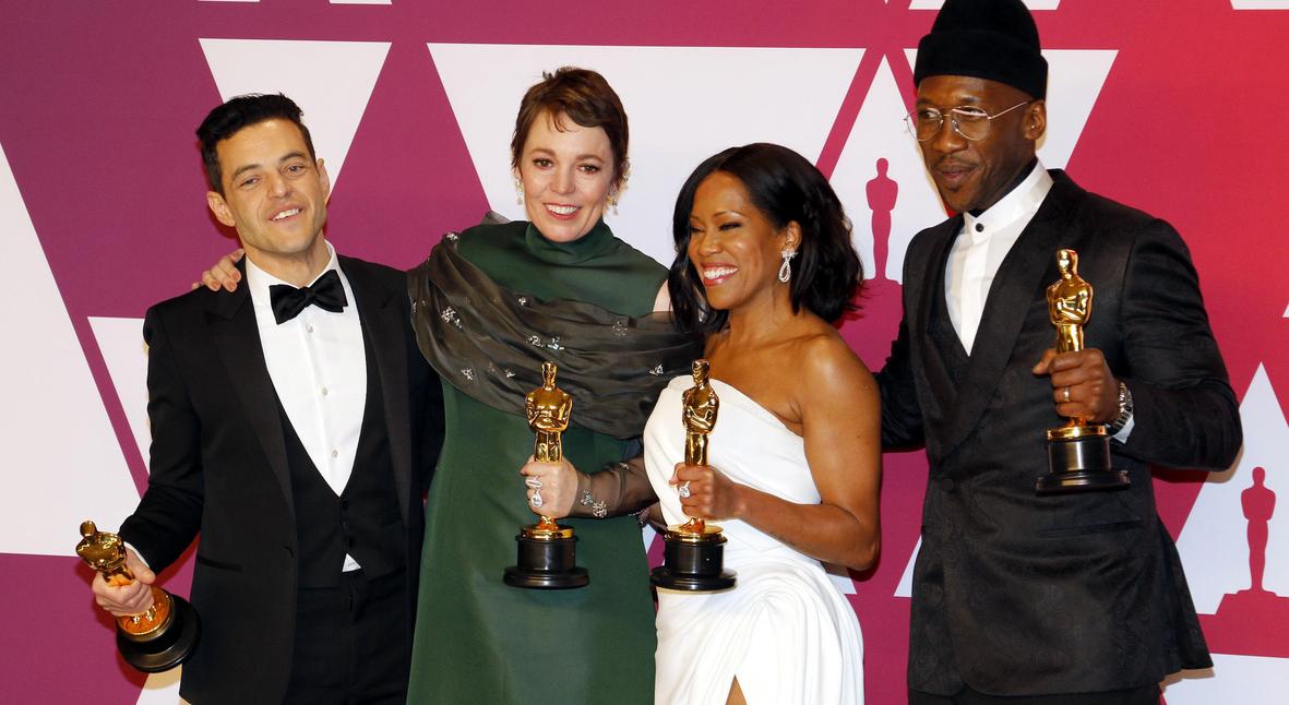 Salt: главное здесь, остальное по вкусу - Церемония вручения премии «Оскар» вновь пройдет без ведущего