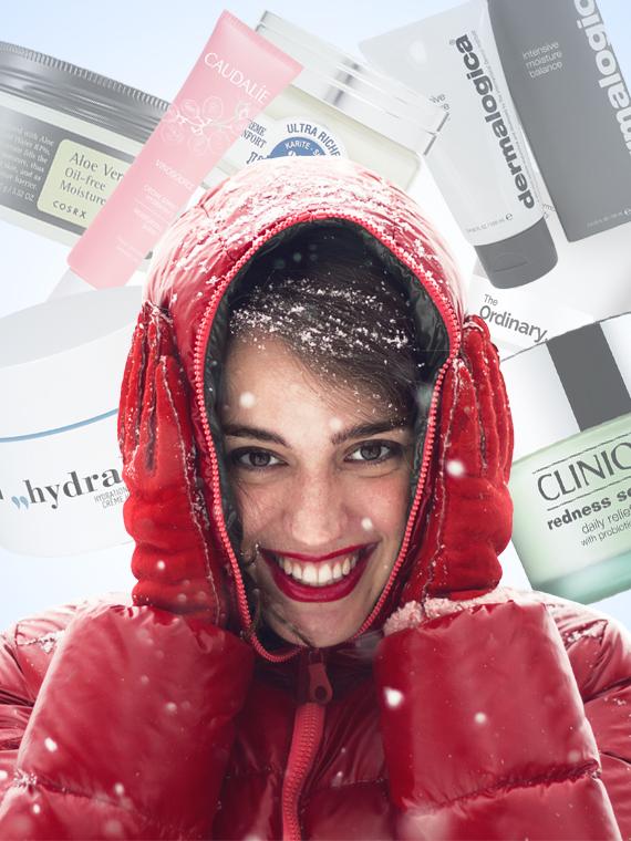 Salt: главное здесь, остальное по вкусу - Питание, увлажнение, защита: как подобрать крем для лица на зиму