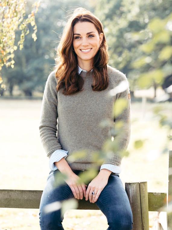Salt: главное здесь, остальное по вкусу - Дворец показал новое фото Кейт Миддлтон в честь дня рождения герцогини