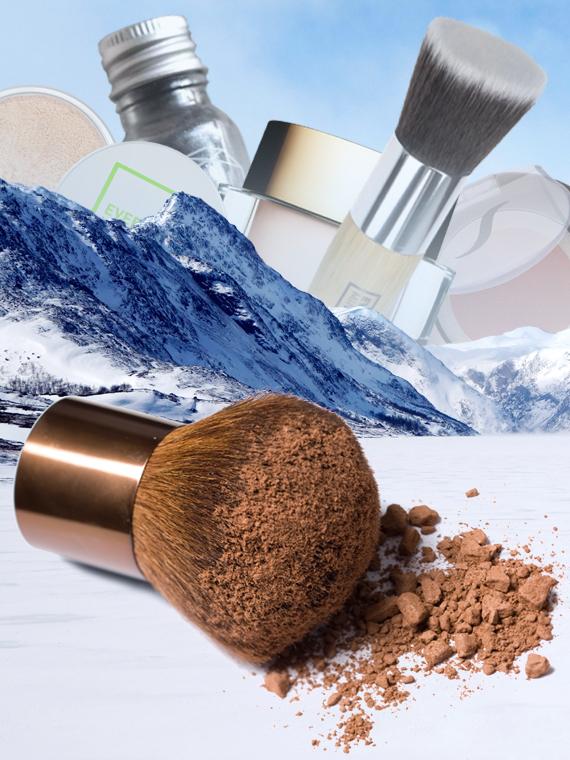 Salt: главное здесь, остальное по вкусу - Минеральная косметика: почему пудра из слюды стала так популярна и где ее искать