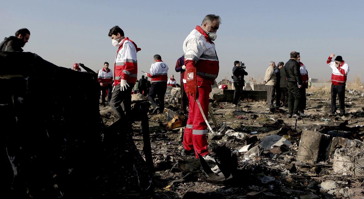 Salt: главное здесь, остальное по вкусу - Иран признал, что по ошибке сбил украинский лайнер