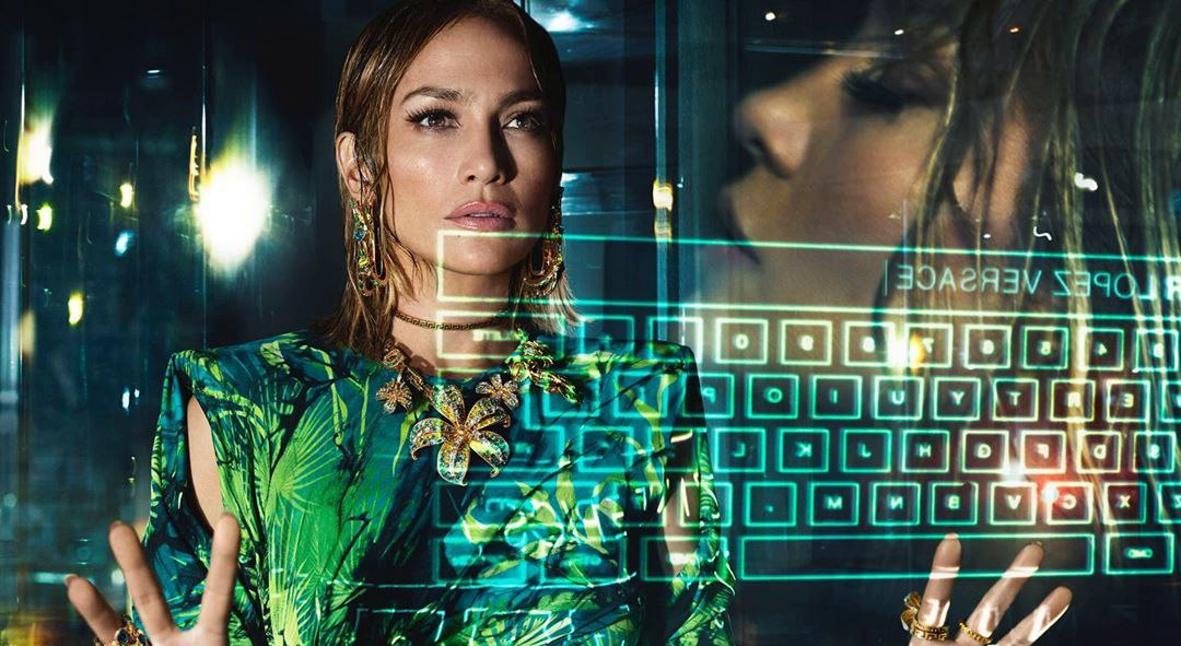 Salt: главное здесь, остальное по вкусу - Дженнифер Лопес снялась в новой рекламной кампании Versace
