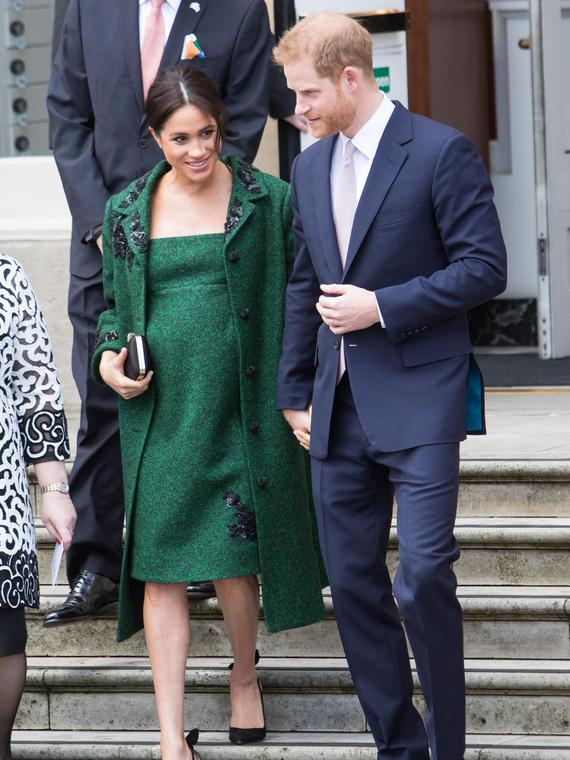 Salt: главное здесь, остальное по вкусу - «Меган была на грани срыва»: СМИ о решении принца Гарри отказаться от королевских полномочий