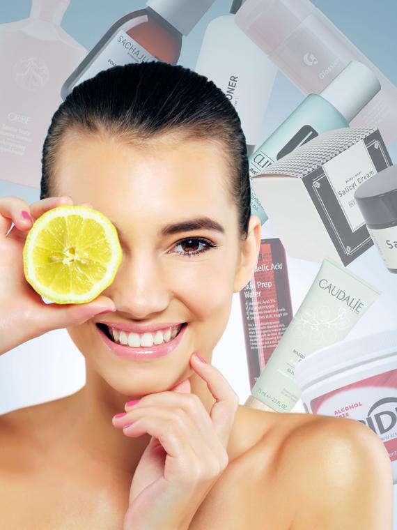 Salt: главное здесь, остальное по вкусу - AHA-, BHA-, PHA-кислоты и правила их применения для кожи: подробная инструкция