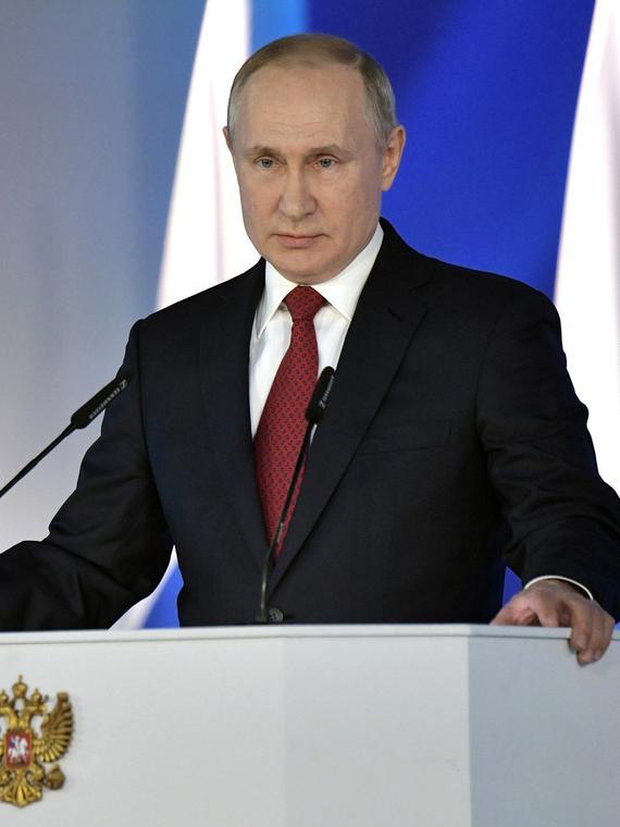 Salt: главное здесь, остальное по вкусу - Поправки в Конституцию и материнский капитал: главное из послания Владимира Путина Федеральному собранию