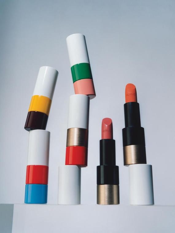 Salt: главное здесь, остальное по вкусу - Hermès представили первую коллекцию помад Rouge Hermès
