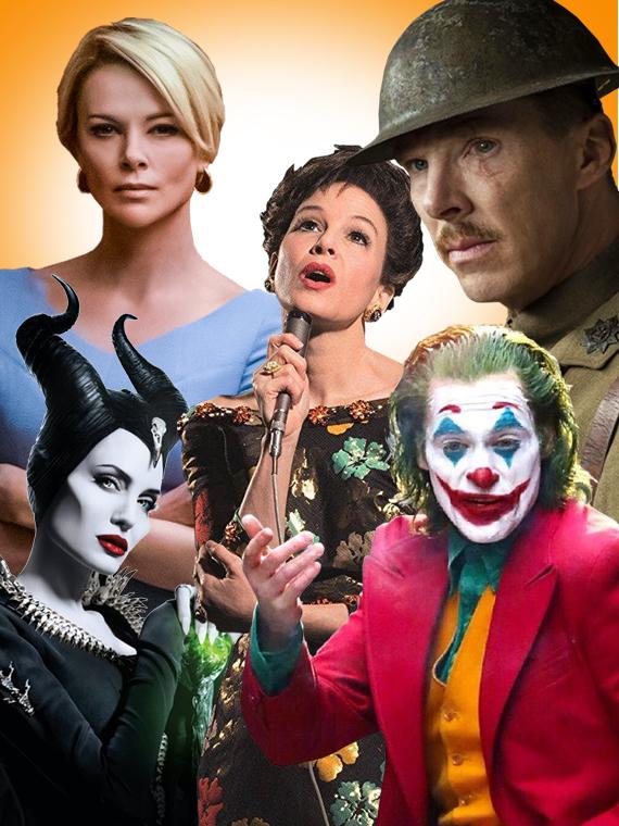 Salt: главное здесь, остальное по вкусу - Клоун, Джуди Гарленд и мертвые лошади: рассказываем о фильмах-номинантах на «Оскар» за лучший грим