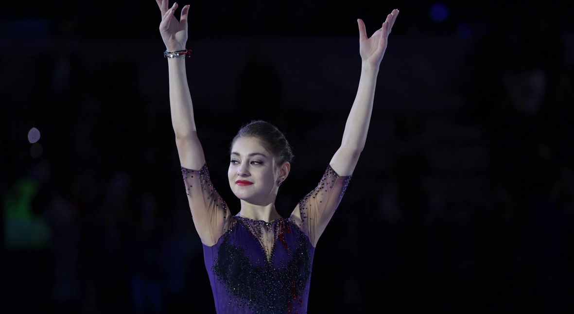 Salt: главное здесь, остальное по вкусу - Российские фигуристы взяли золото во всех дисциплинах на чемпионате Европы — впервые с 2006 года
