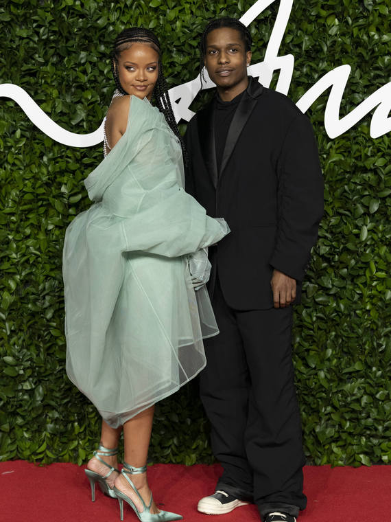 Salt: главное здесь, остальное по вкусу - СМИ: Рианна встречается с рэпером A$AP Rocky