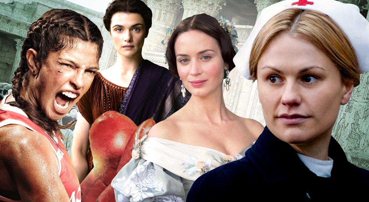 Salt: главное здесь, остальное по вкусу - 10 фильмов о женщинах, которые изменили мир