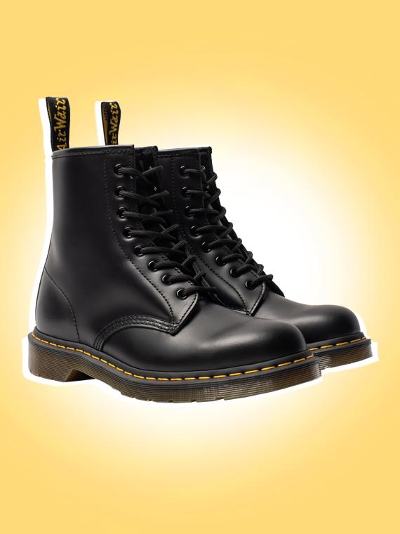 Salt: главное здесь, остальное по вкусу - Сделано в Англии: история Dr. Martens от обуви рабочего класса до модных показов