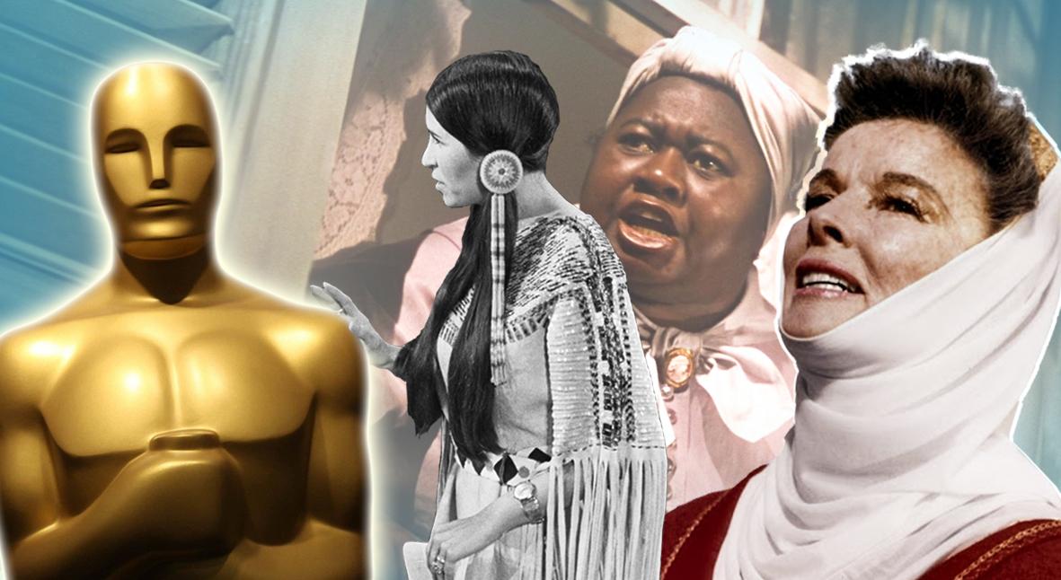 Salt: главное здесь, остальное по вкусу - Тот неловкий момент:  самые громкие скандалы в истории «Оскара»