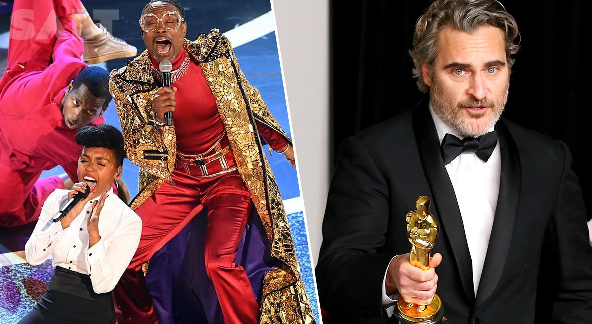 Salt: главное здесь, остальное по вкусу - Выступления, речи и мемы: самые яркие моменты церемонии «Оскар»-2020