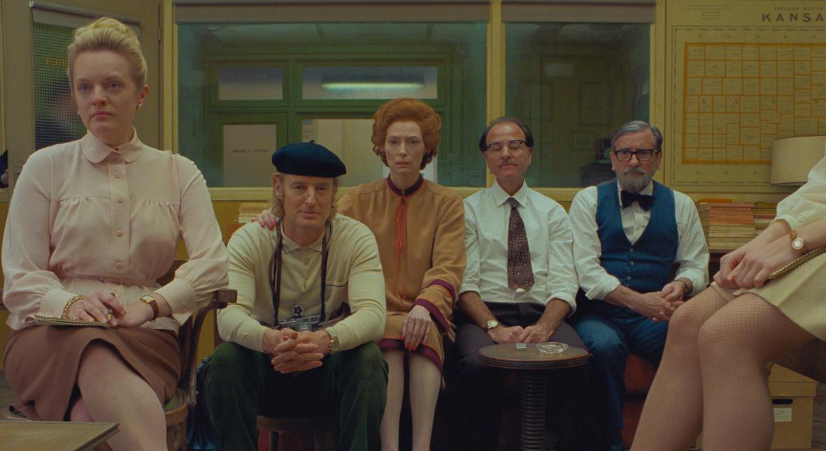 Salt: главное здесь, остальное по вкусу - Билл Мюррей, Тильда Суинтон, Тимоти Шаламе и другие в трейлере нового фильма Уэса Андерсона