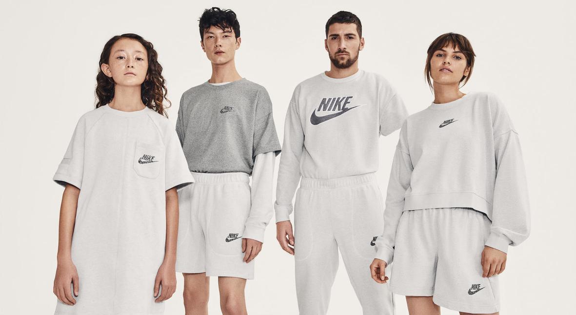 Salt: главное здесь, остальное по вкусу - Nike представили экологичную капсульную коллекцию Move to Zero