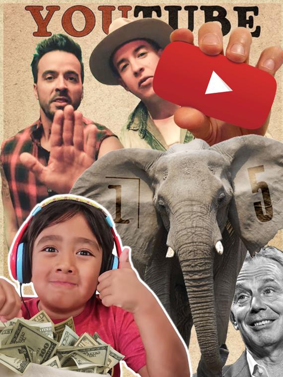 Salt: главное здесь, остальное по вкусу - К 15-летию YouTube: 10 фактов о самом популярном видеохостинге в мире