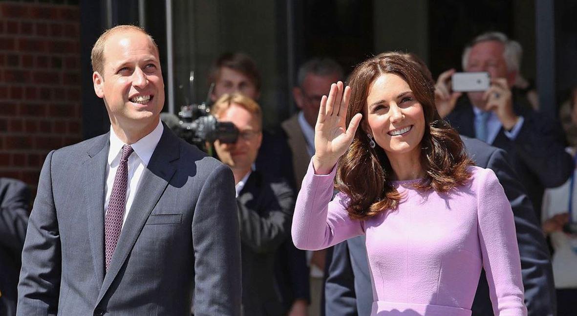 Salt: главное здесь, остальное по вкусу - Принц Уильям и Кейт Миддлтон возьмут отпуск, чтобы провести время с детьми