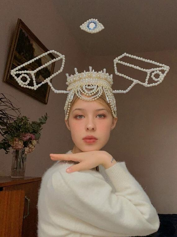 Salt: главное здесь, остальное по вкусу - Художница Полина Осипова создала Instagram-маску для Gucci