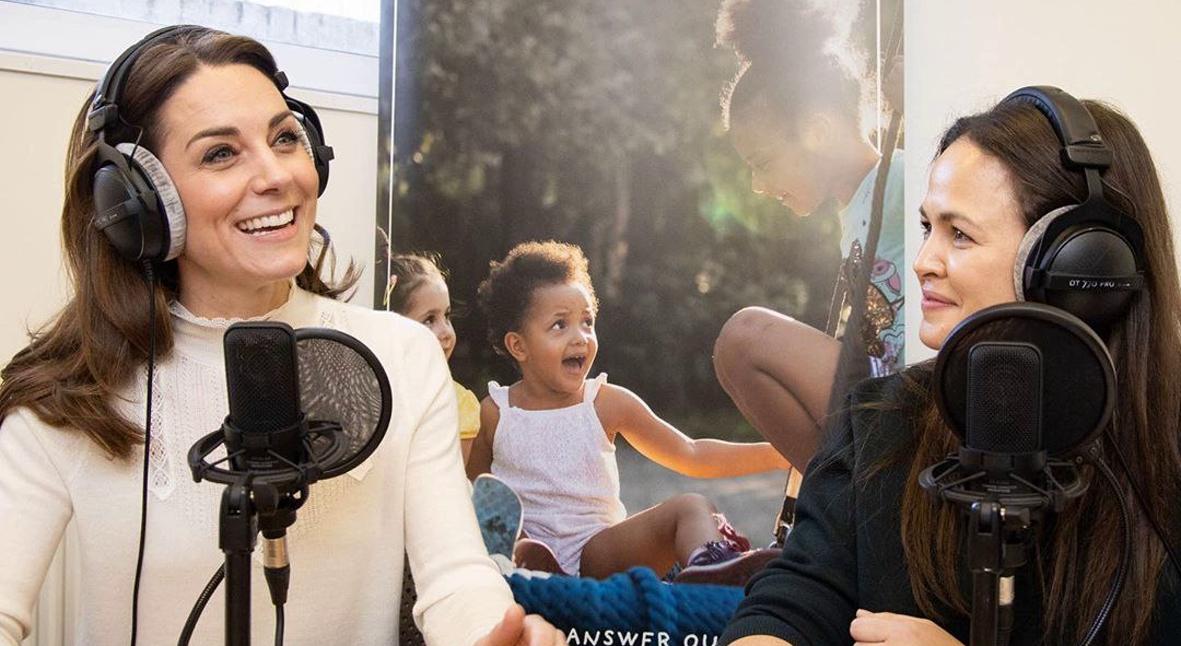 Salt: главное здесь, остальное по вкусу - Кейт Миддлтон рассказала о трудностях и радостях материнства в редком интервью