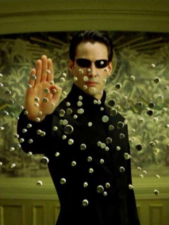Salt: главное здесь, остальное по вкусу - В сети появились видео со съемок новой части «Матрицы»