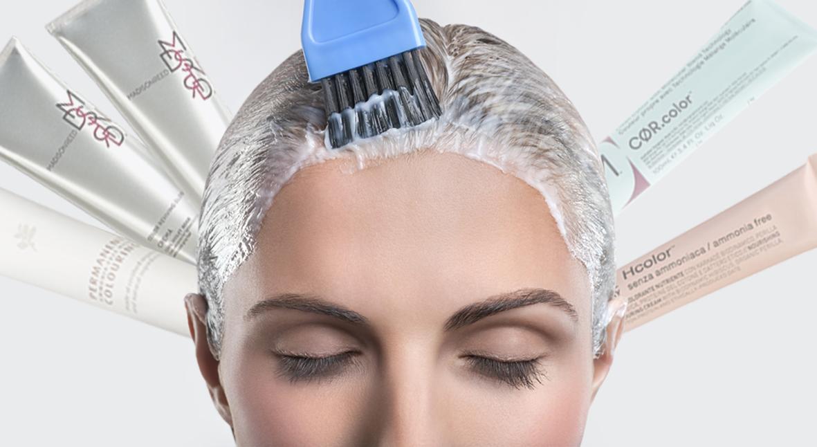 Salt: главное здесь, остальное по вкусу - Безопасное окрашивание волос: помогут ли краски с натуральным составом?