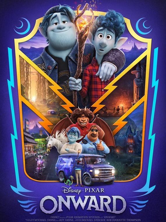 Salt: главное здесь, остальное по вкусу - В мультфильме Disney и Pixar впервые появится ЛГБТ-персонаж